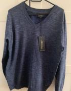 Nowy męski sweterek BROADWAY L