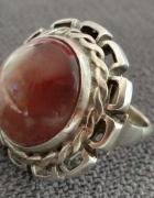 ORNO srebrny pierścionek