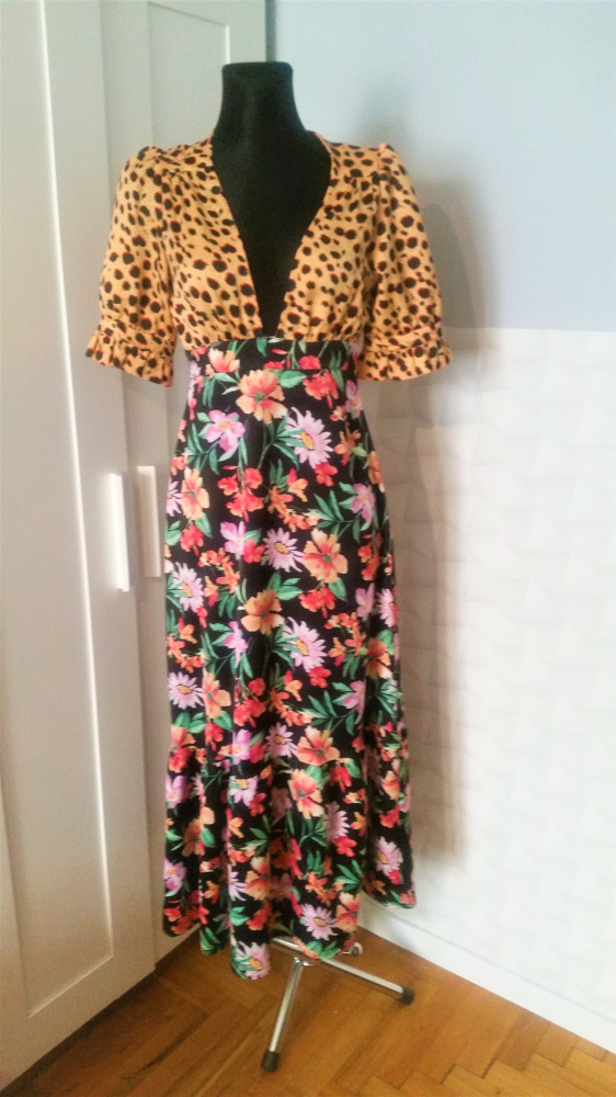 Piękna sukienka maxi Asos