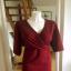 sukienka kopertowa góra 48...