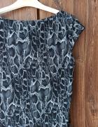 Sukienka mini wzór węża M Billie & Blossom...