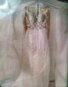 Suknia ślubna wraz z butami i dodatkami