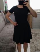 Grafitowa sukienka Cropp...