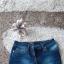 spodenki jeansowe rozmiar m