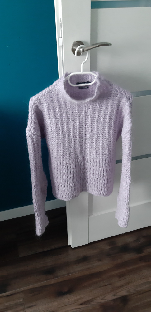 NOWY sweter...