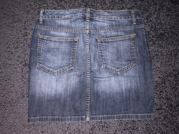 Spódnice Spódnica jeans H&M 36