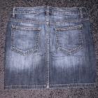 Spódnica jeans H&M 36