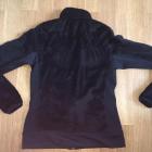 Bluza narciarska druga warstwa XS czarna polar