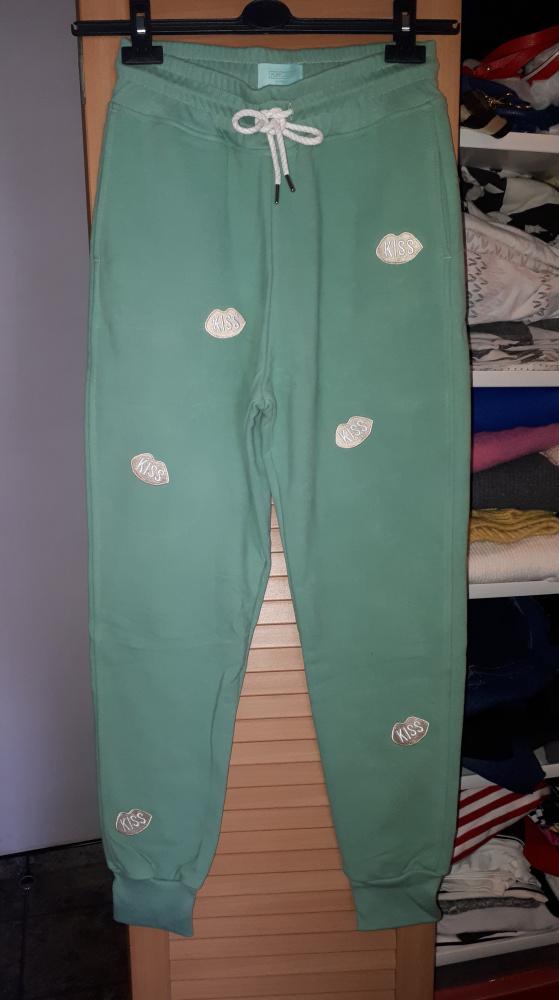Nowe spodnie Plny Lala Kiss Avocado...