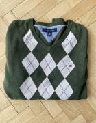 Męski sweter Hilfiger...