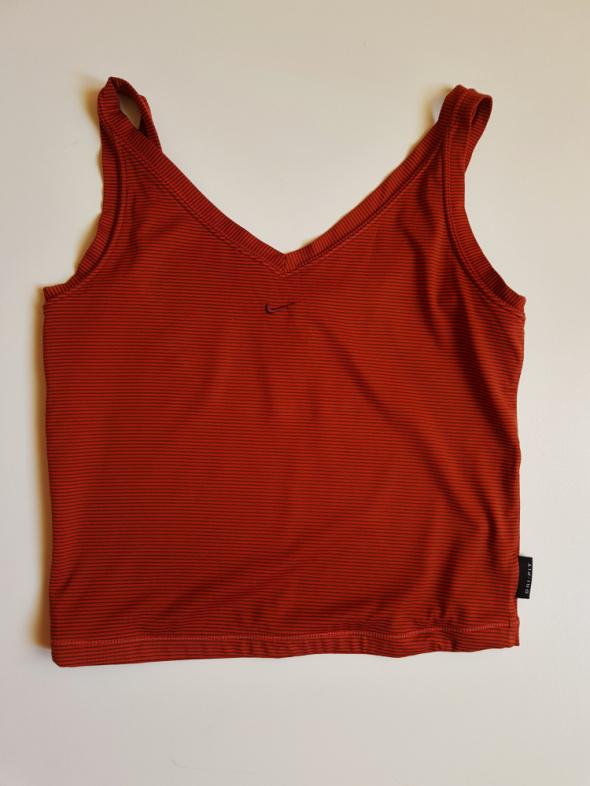 NIKE Koszulka damska na ramiączkach na siłownie jogging ćwiczenia M