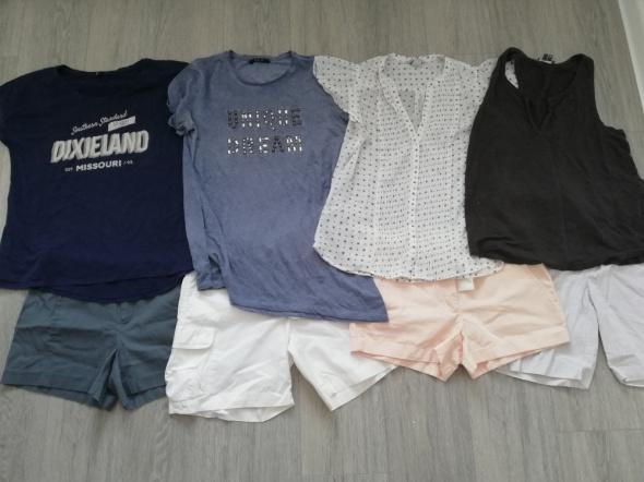 Paka ubrań w rozmiarze L