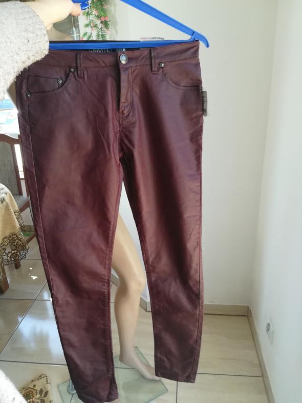 spodnie damskie s m alcott...