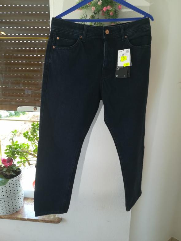 Nowe jeansy meskie 38 bershka...