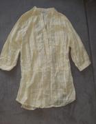 koszula pastelowy żółty...