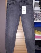 Nowe jeansy Zara...