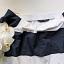 Bluzka Zara Basic bawełna paski