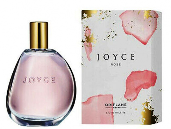 Oriflame Woda toaletowa Joyce Rose 50 ml...