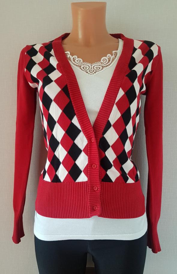 Czerwony Sweter...