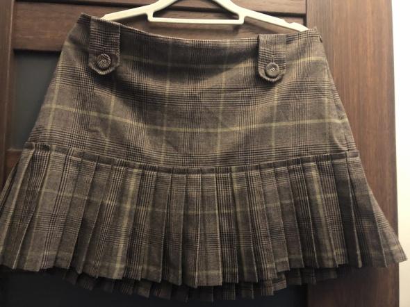 Spódnice spódniczka w kratę