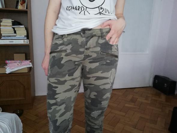 Moro spodnie ZARA...
