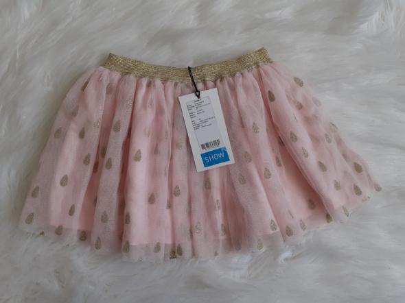 Nowa spódniczka dla dziewczynki z metką