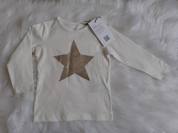 Nowa bluzeczka dla dziewczynki z metką