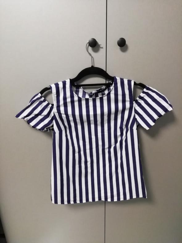 bluzka mohito w paski rozmiar 34...