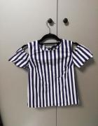 bluzka mohito w paski rozmiar 34