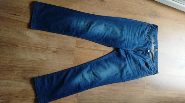 Spodnie jeansowe damskie Lee ciemne w rozmiarze 3333...