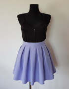 Fioletowa spódnica Fashion Land S M Liliowa...