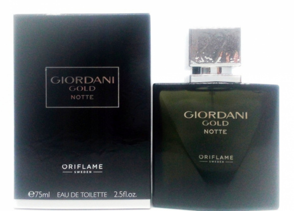 Oriflame Giordani Gold Notte Him75 ml