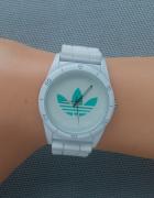 Zegarek Adidas biało miętowy...