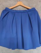 Niebieska spódnica Sinsay...