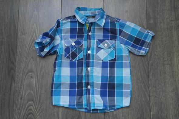 Koszulki, podkoszulki George koszulka kratka chłopięca 98 104