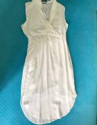 Nowa biała sukienka Reserved...