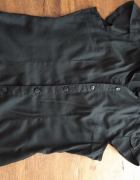 Czarna bluzka Orsay...
