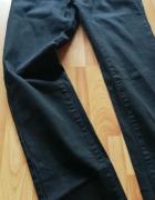 Czarne dżinsy rozmiar S