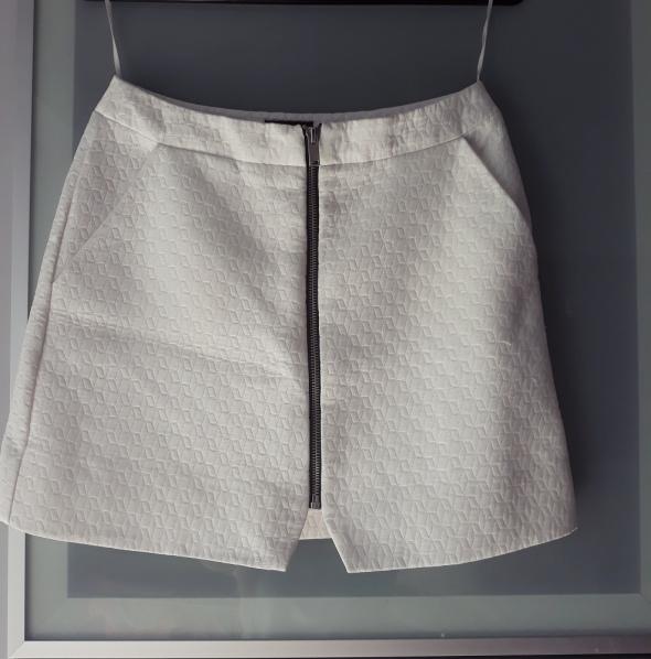 Spódniczka biała Top Shop rozmiar S