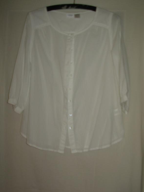 Biała bluzka LA REDOUTE 40 druga gratis
