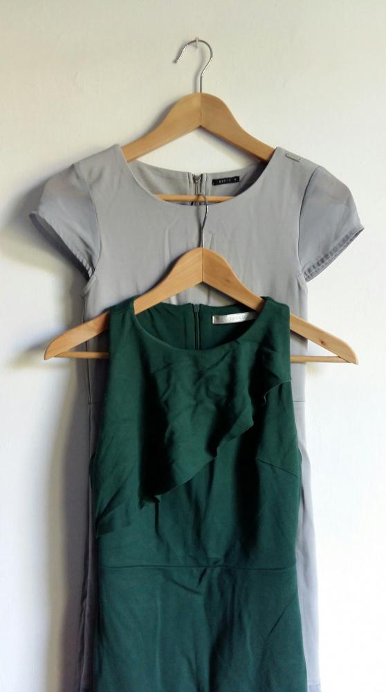 Dwie letnie sukienki XS...