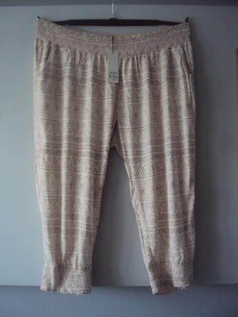 nowe spodnie alladynki...