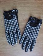 Rękawiczki pepitka...
