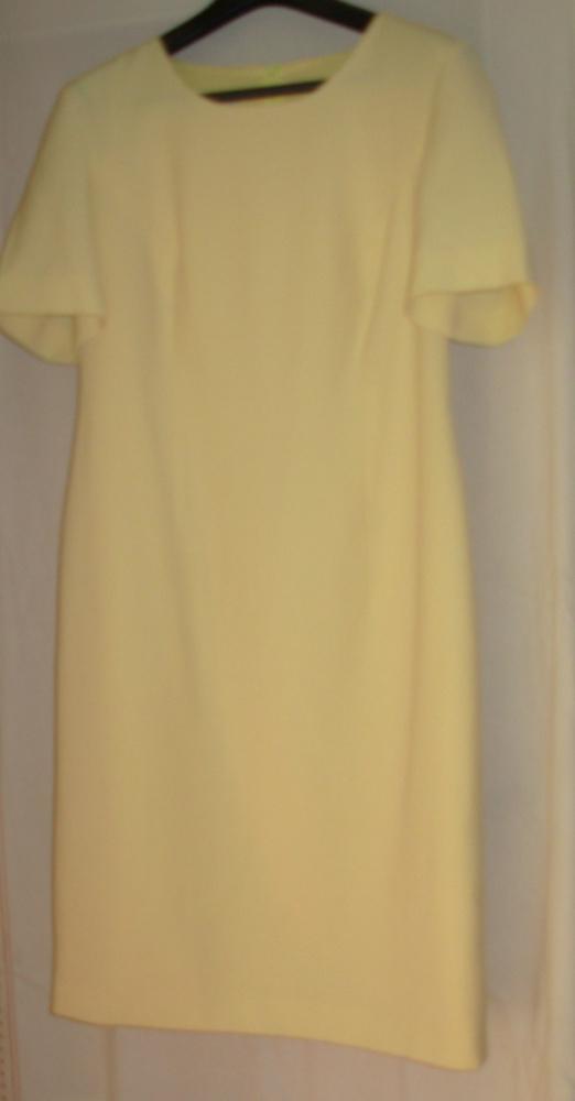 Sukienka LUCIA wełna poliester 40 duża