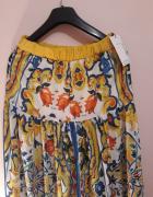 Piękna długa spódnica...