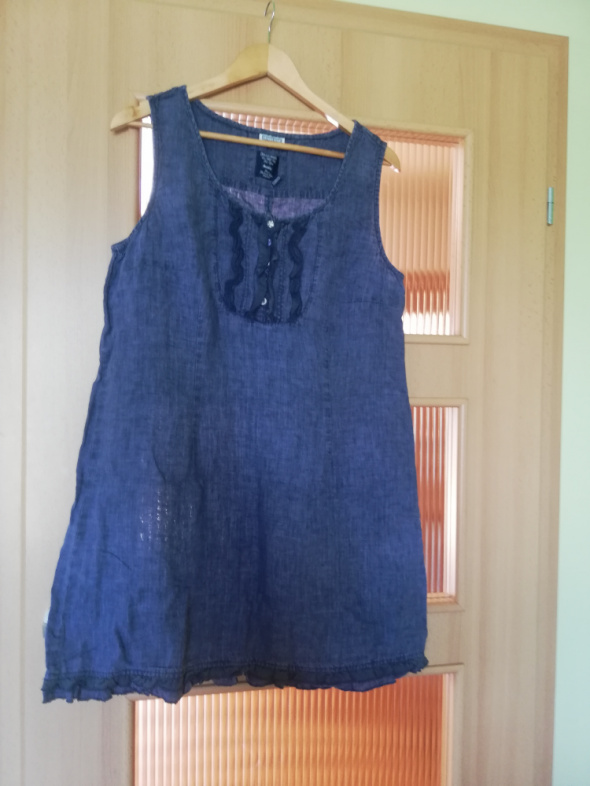 sukienka ala jeans