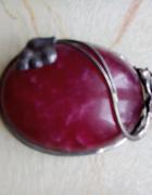 Srebro z kamieniem
