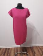 Sukienka Mohito różowa XS basic...