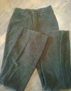 Spodnie sztruksowe rozmiar 36...
