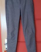 Spodnie cyggaretki Mohito
